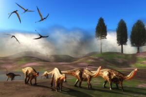 Сколько существовало видов динозавров