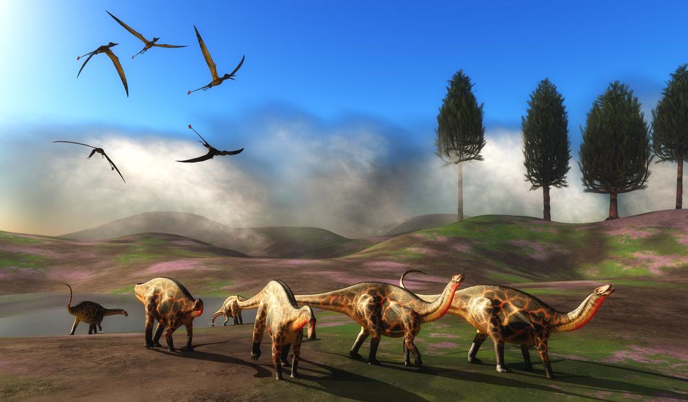 Сколько существовало видов динозавров.Вокруг Света. Украина