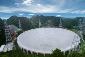 Китай впервые предоставит свой радиотелескоп иностранным ученым