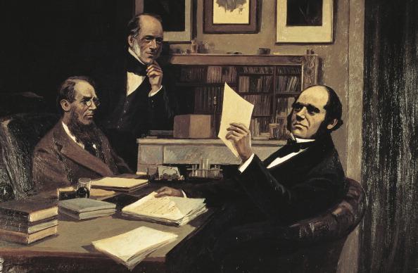 Ужасная тайна Чарльза Дарвина: цветы мог создать только бог
