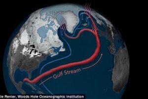 Циклы таяния айсбергов в Антарктике запускают ледниковые периоды