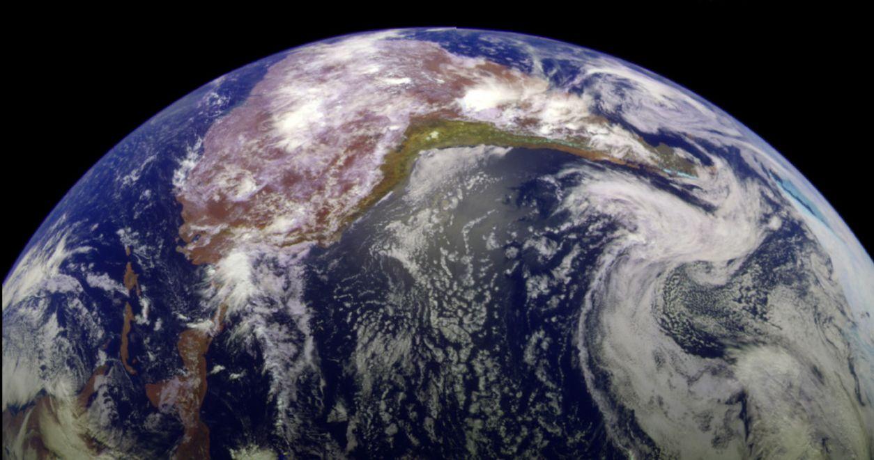 NASA наглядно показало как меняется наша планета.Вокруг Света. Украина
