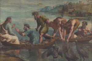Лондонский музей оцифровал эскизы Рафаэля для Сикстинской капеллы