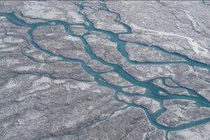 Тайна «темной зоны» на ледяном покрове Гренландии раскрыта