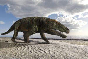 Далекий предок крокодилов бродил по итальянским Альпам