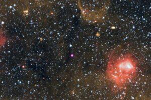 Спутник NASA открыл новый магнетар