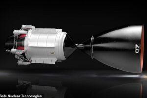 Ядерный двигатель сократит время полета на Марс более чем вдвое