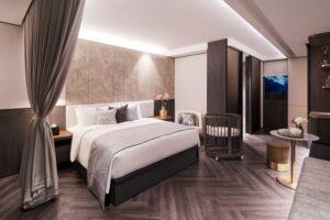 Есть, спать, любить: в Сингапуре открыли послеродовой отельдля молодых родителей