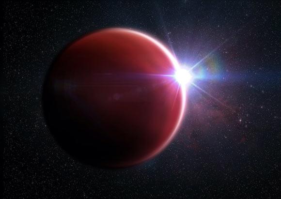 Астрономы открыли редчайшую безоблачную экзопланету