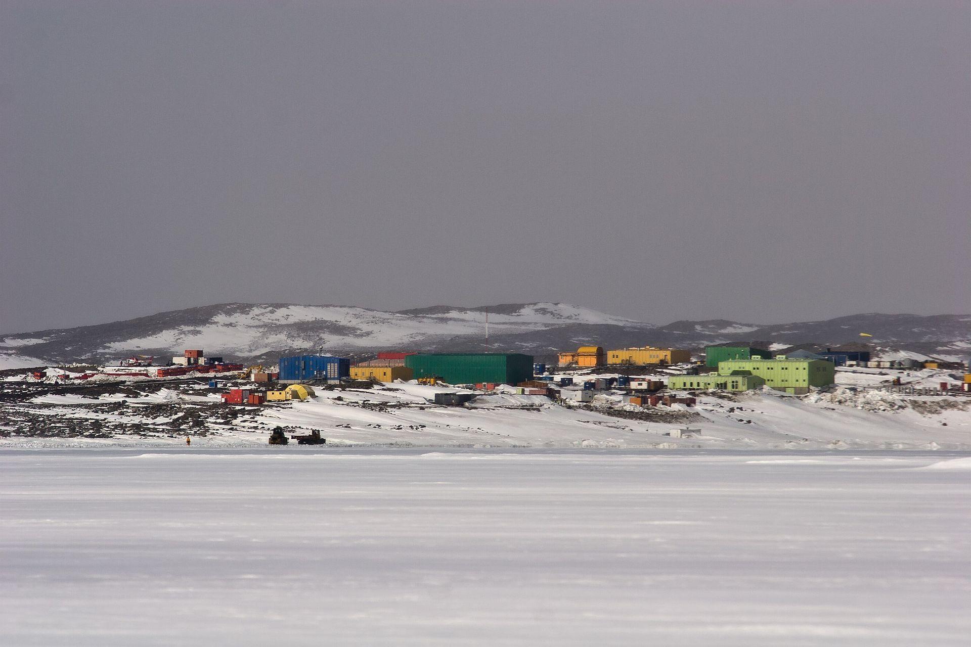 Австралия построит в Антарктиде аэропорт.Вокруг Света. Украина