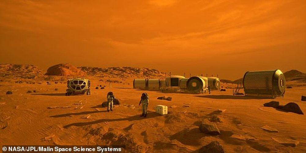 Ракетное топливо для возвращения на Землю будут делать на Марсе, используя идею Илона Маска.Вокруг Света. Украина