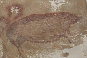Более 45 тысяч лет назад люди уже создавали произведения искусства
