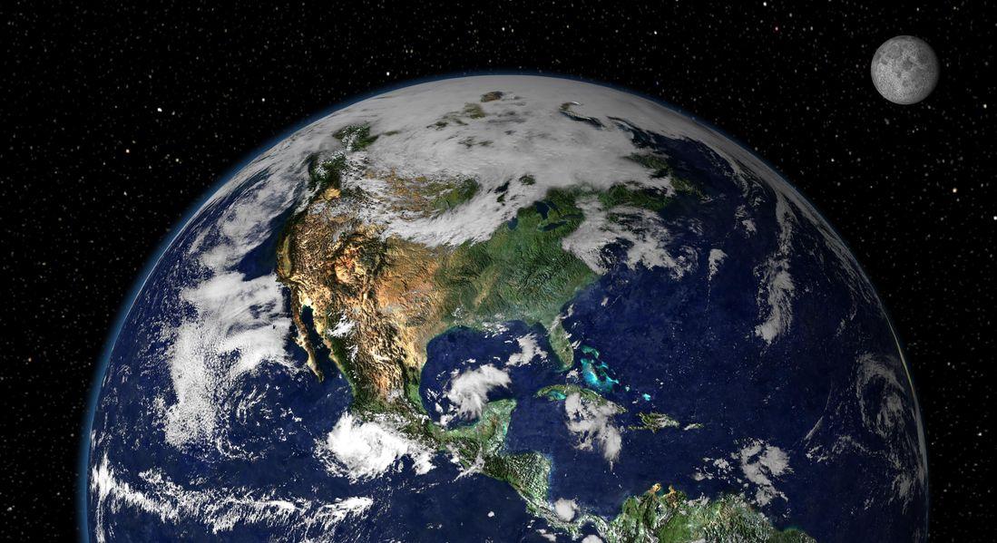 Лучшие фото Земли из космоса, опубликованные NASA в 2020 году