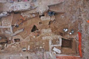 На юге Франции раскопали руины домов древнеримской знати