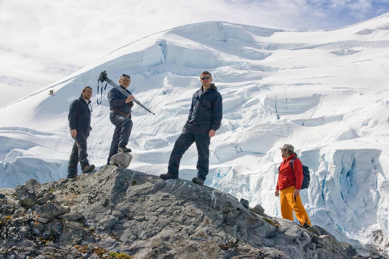 Академик Вернадский, украинская антарктическая экспедиция