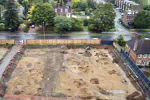В Кембридже на месте будущего кампуса нашли захоронение IV-VII веков