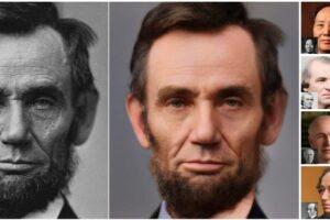 Как на самом деле выглядел Авраам Линкольн: AI обработал  фото исторических личностей