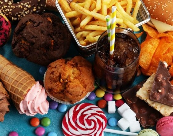 Употребление в пищу плохих углеводов ведет к инфаркту