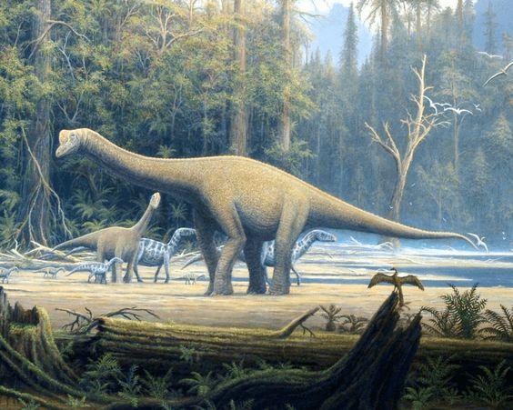 В Португалии найдены сотни следов динозавров разных видов.Вокруг Света. Украина