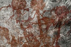 В Танзании нашли наскальные рисунки
