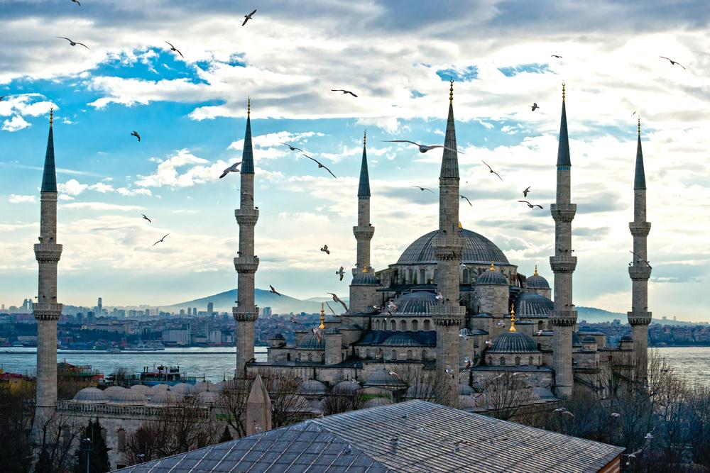 Стамбул: лучшая идея для короткой перезагрузки.Вокруг Света. Украина