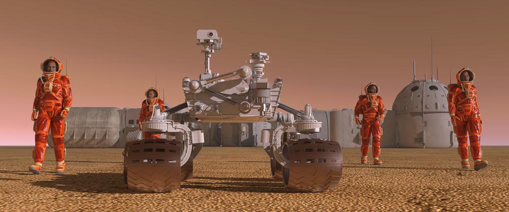 Есть ли жизнь на Марсе и как скажется на ней внимание землян.Вокруг Света. Украина