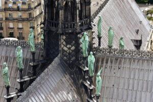 Во Франции вырубят вековые дубы для реставрации собора Нотр-Дам