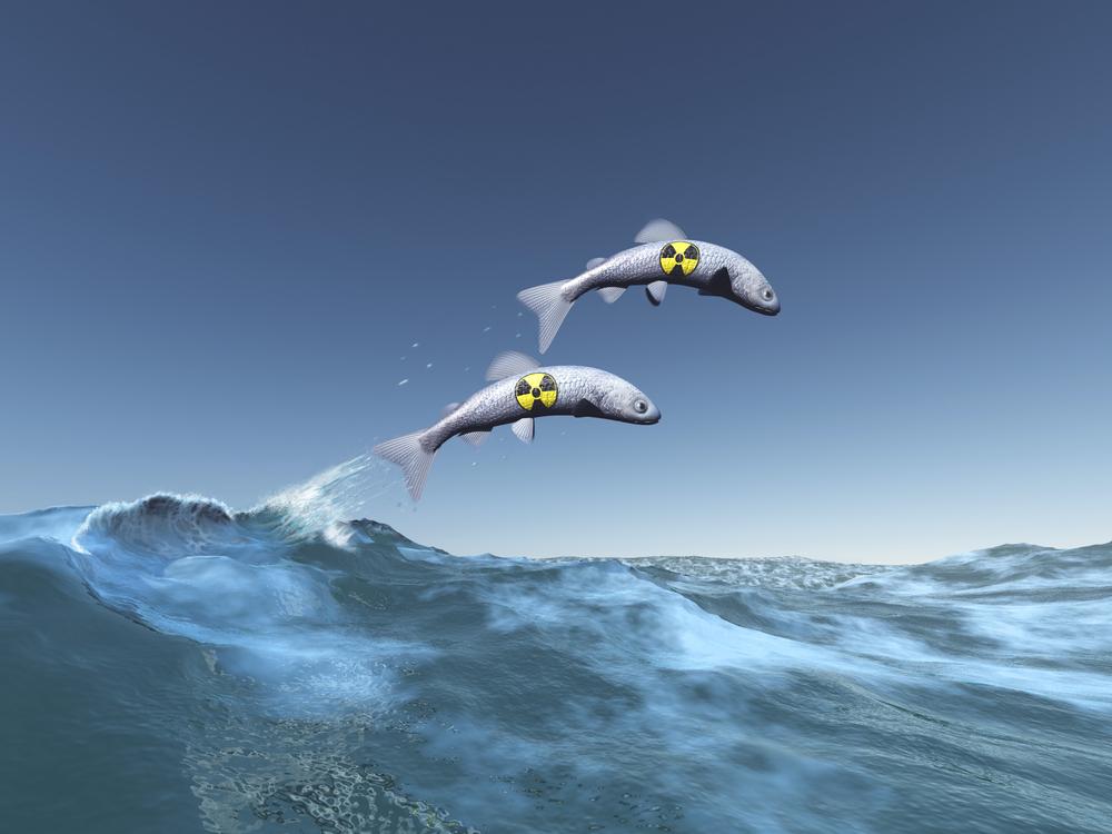 Возле Фукусимы поймали радиоактивную рыбу.Вокруг Света. Украина