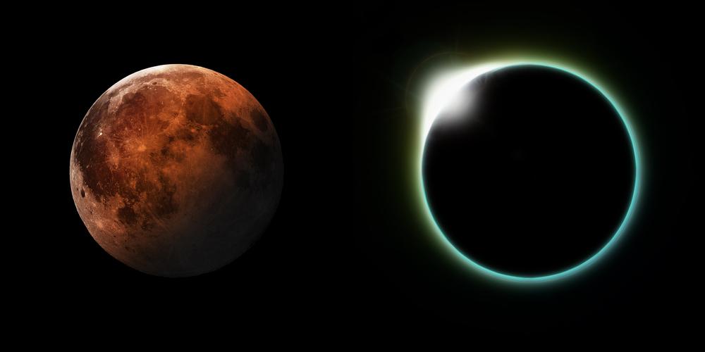 Лунные и солнечные затмения – 2021