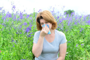 Глобальное потепление усиливает сезонную аллергию