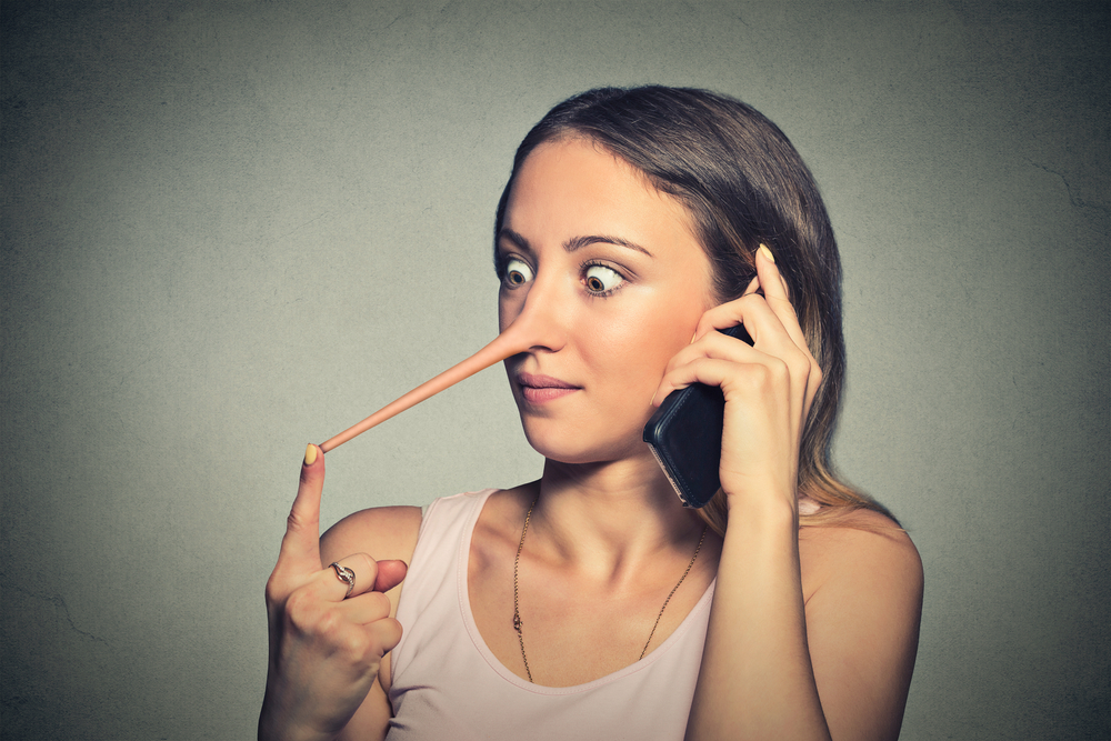 Люди умеют интуитивно распознавать ложь по голосу