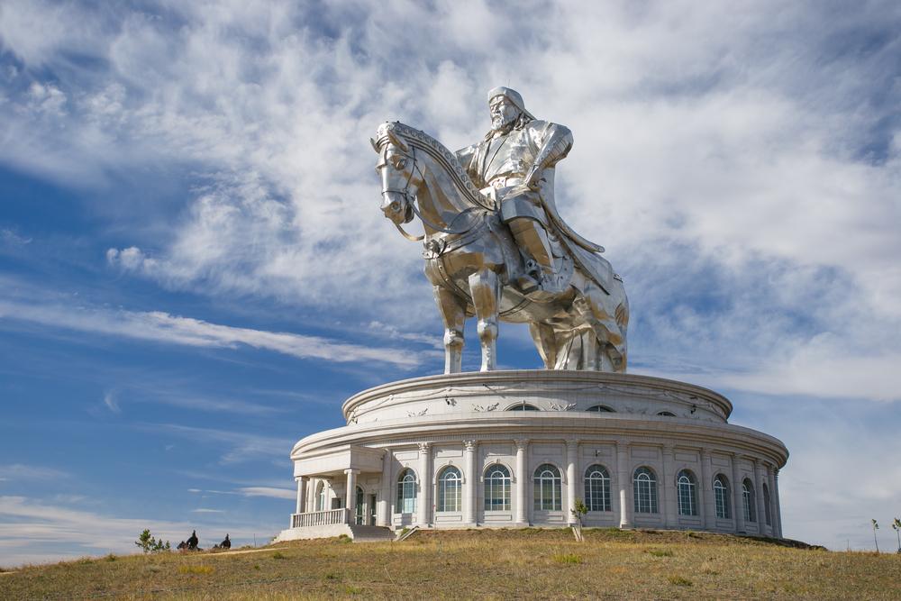 История о смерти Чингисхана, скорее всего, неверна.Вокруг Света. Украина