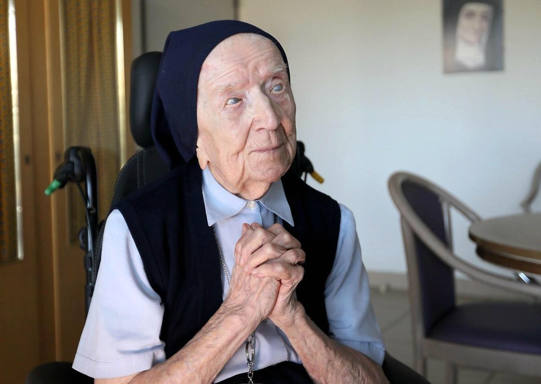 Старейшая жительница Европы выздоровела от COVID-19.Вокруг Света. Украина