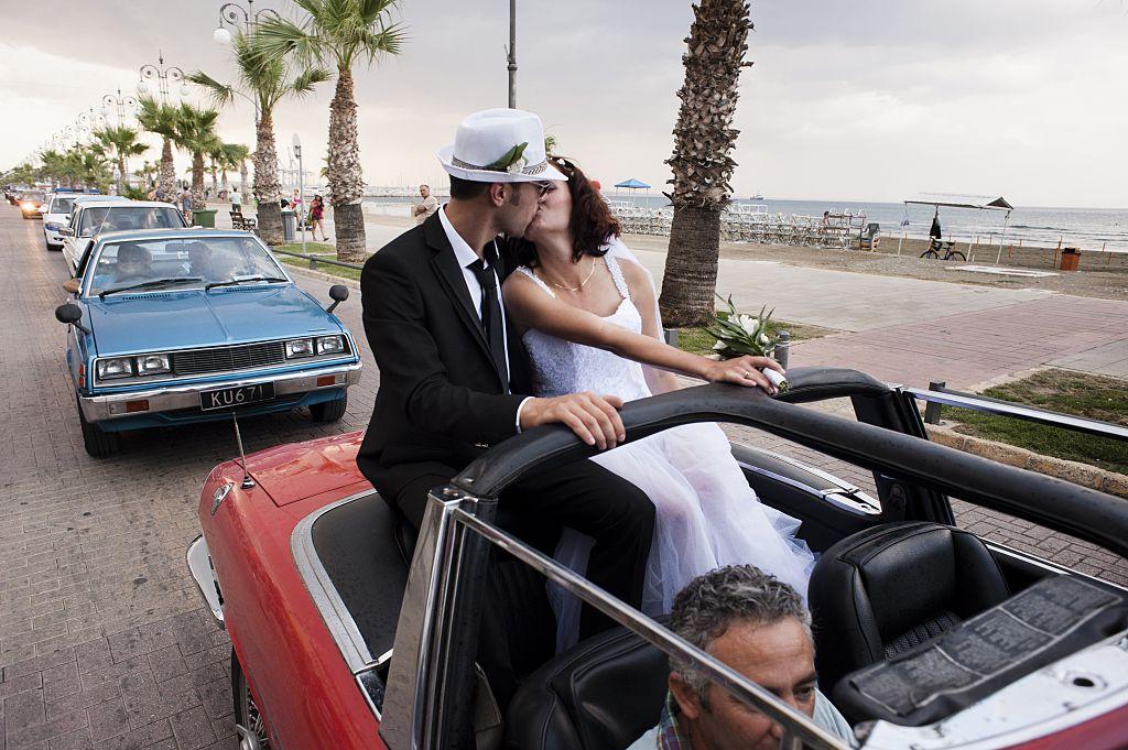 отдых на Кипре фото свадьбы