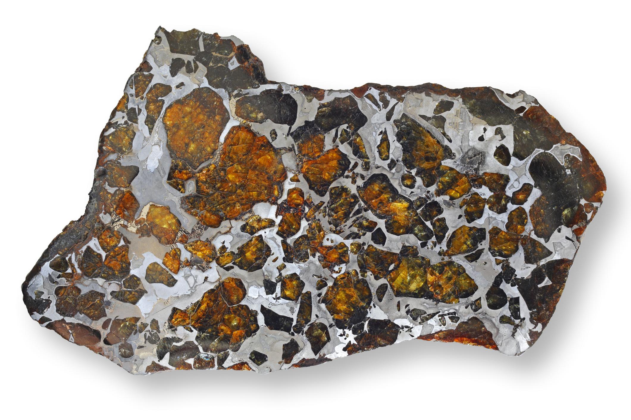 На аукцион Christie's выставили коллекцию метеоритов, похожих на скульптуры.Вокруг Света. Украина