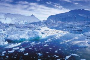 Северный Ледовитый океан был когда-то пресным озером