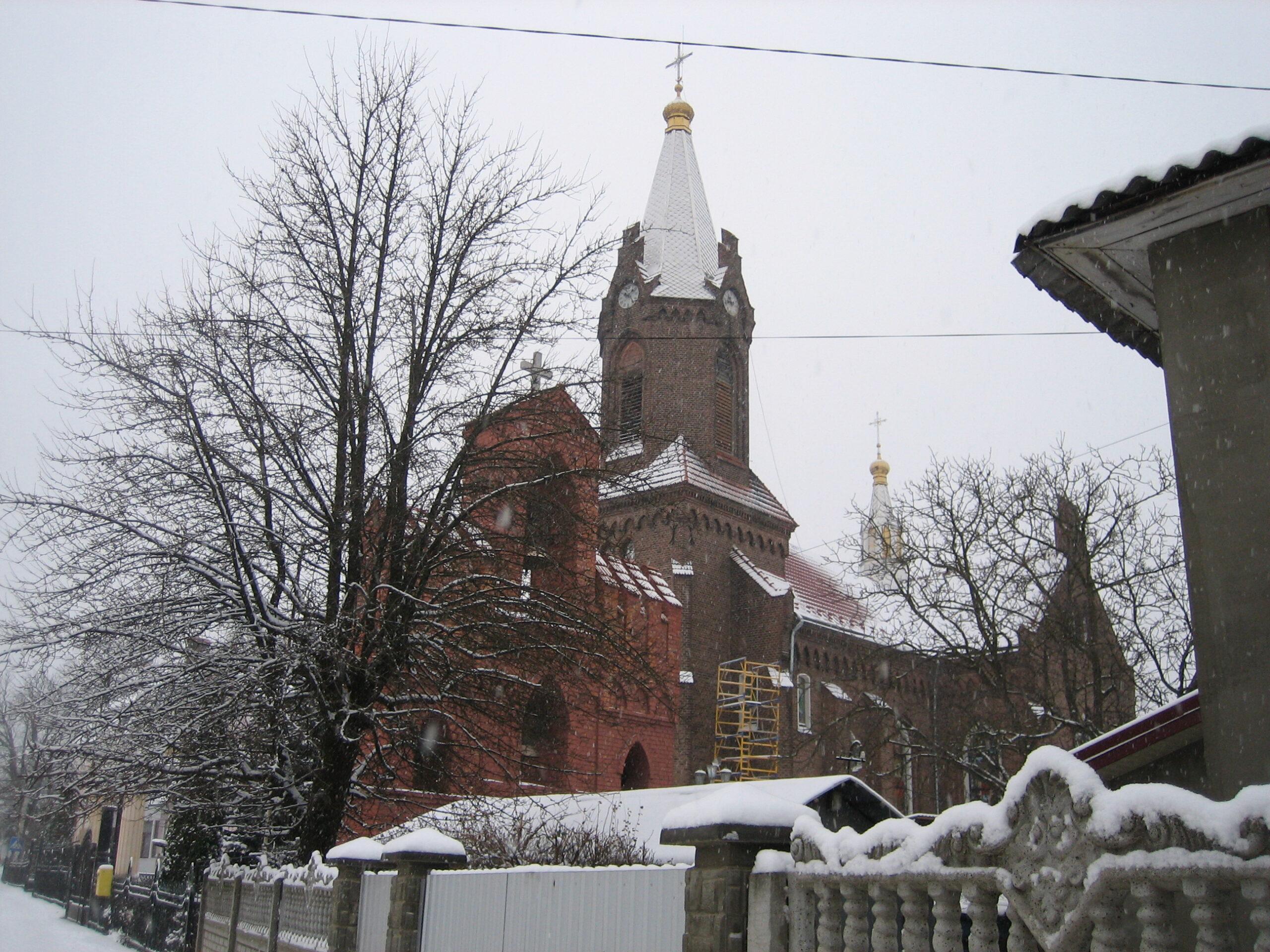 Интересные места Львовщины: Борислав, Сходница, Тустань
