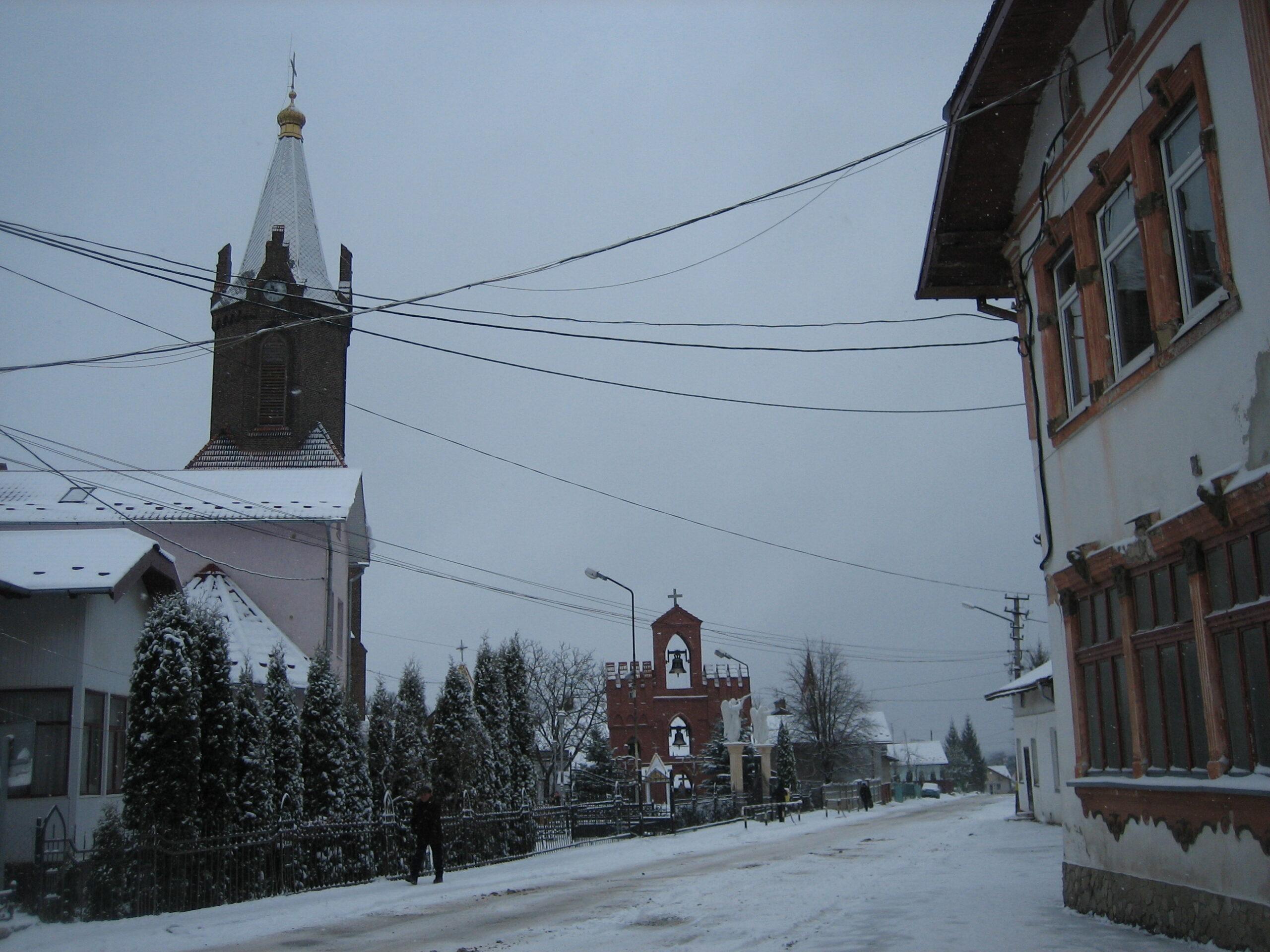 Борислав церковь святой Анны