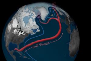 В Атлантике течения замедлились до исторического минимума