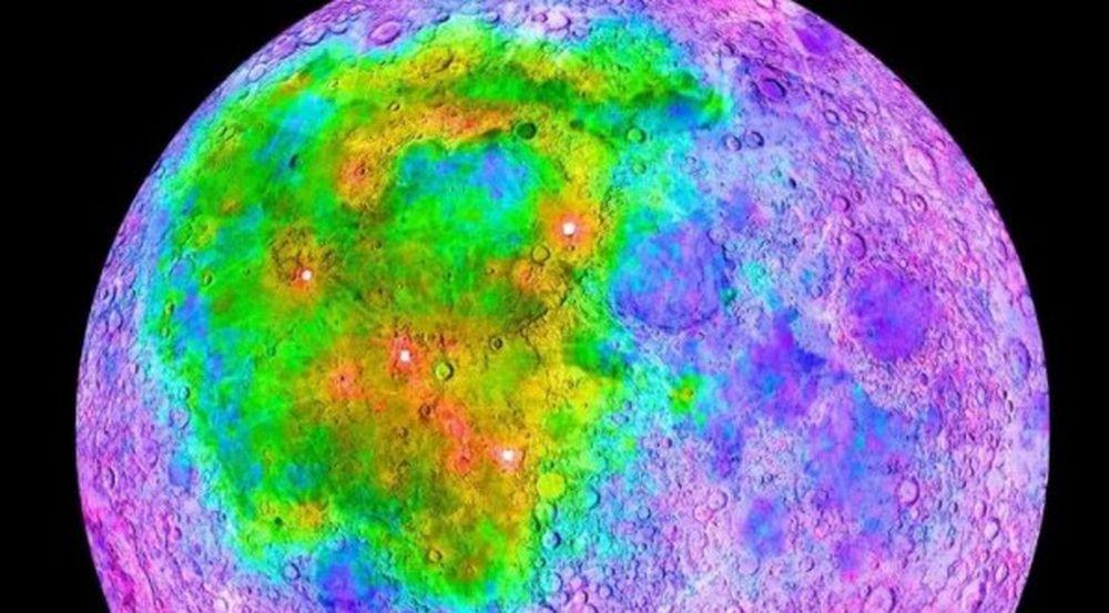 Исследование самого большого лунного кратера поможет понять, как образовалась Луна