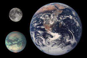 Астрономы рассказали о погоде на Титане