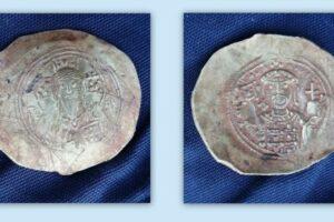 В Болгарии на руинах древнего города нашли золотые византийские монеты