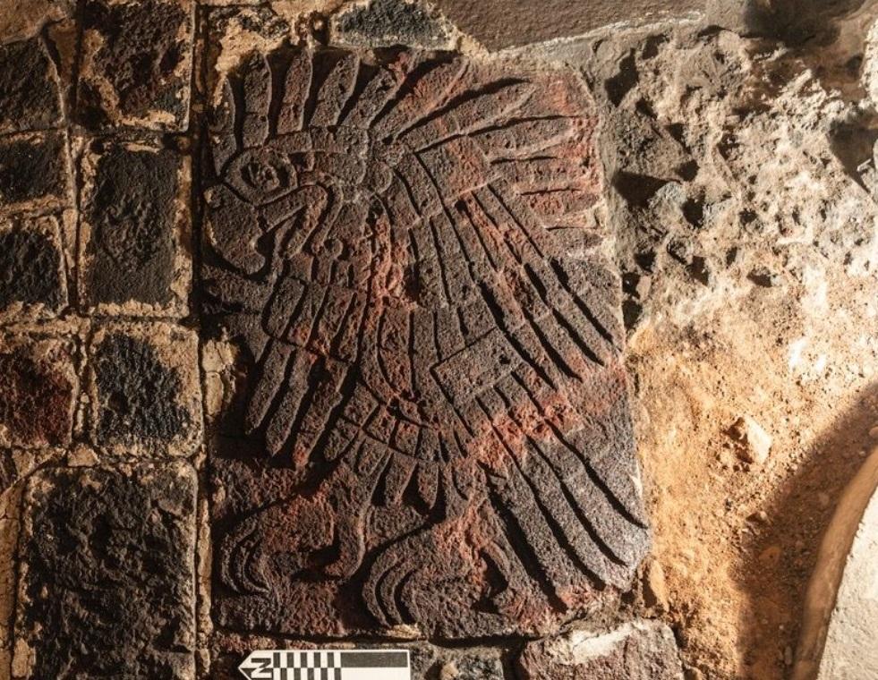 В Мексике нашли скрытый барельеф для жертвоприношений.Вокруг Света. Украина