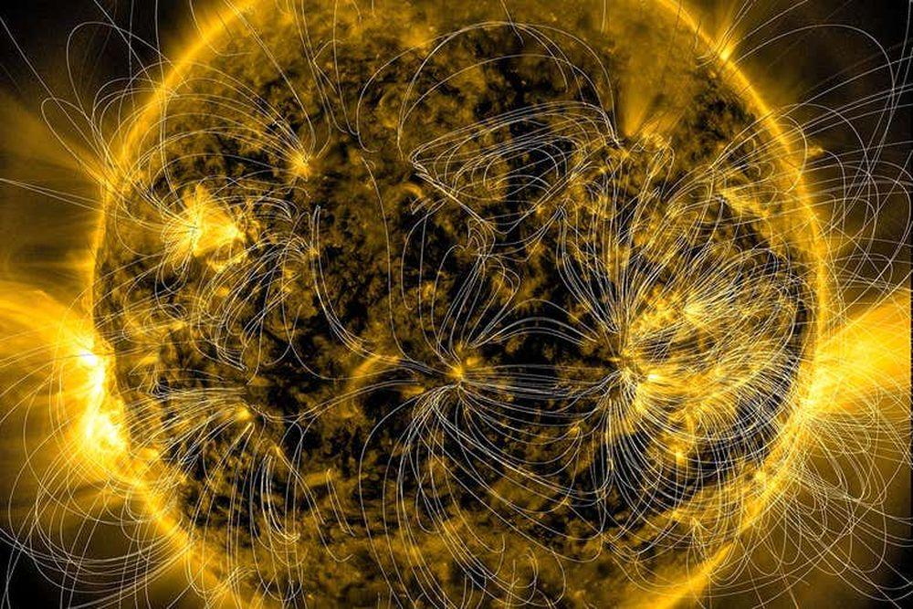 Магнитные бури на Солнце позволяют предсказывать его вспышки