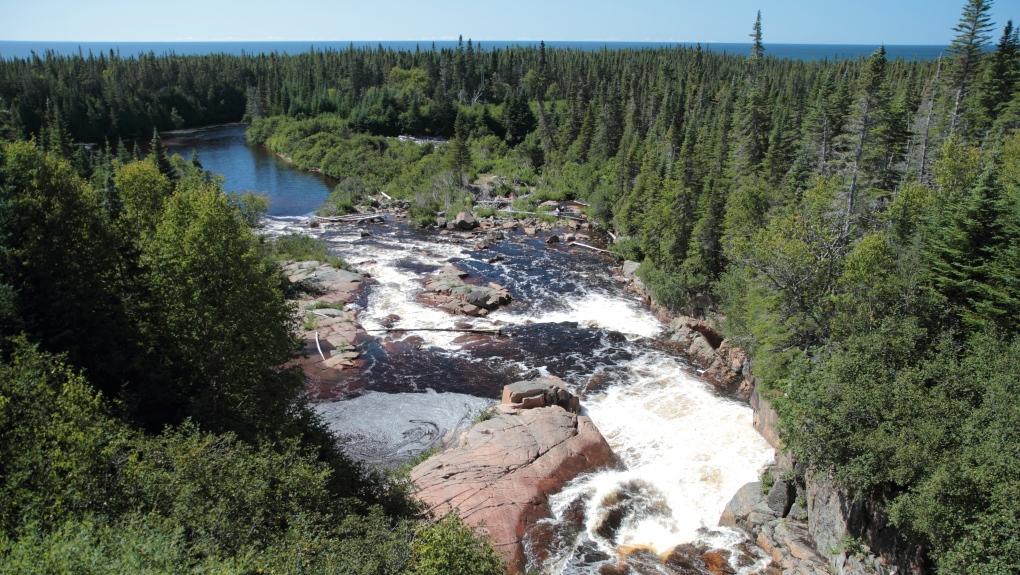 В Канаде реку признали личностью