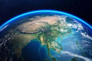 Сокращение выбросов из Китая способствует восстановление озонового слоя