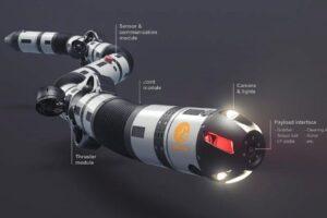 Робот-змея сможет ремонтировать трубопроводы на дне океана