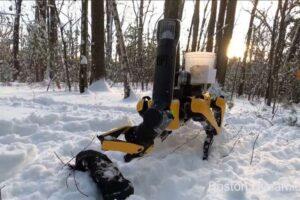 Без розетки, но с рукой: Boston Dynamics представила обновленного робота Spot