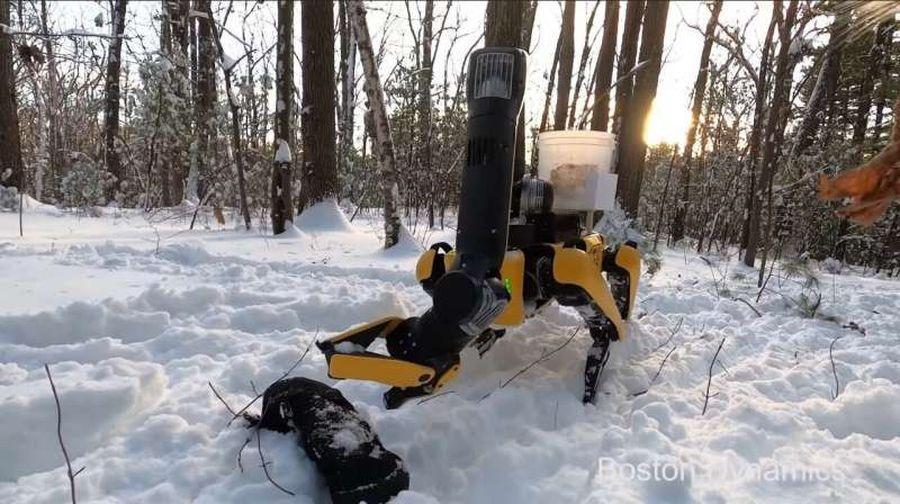 Без розетки, но с рукой: Boston Dynamics представила обновленного робота Spot.Вокруг Света. Украина