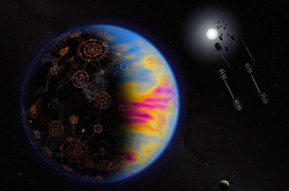 В NASA полагают, что внеземной разум можно найти на грязных планетах